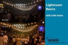 Lightroom — Organise & edit photos