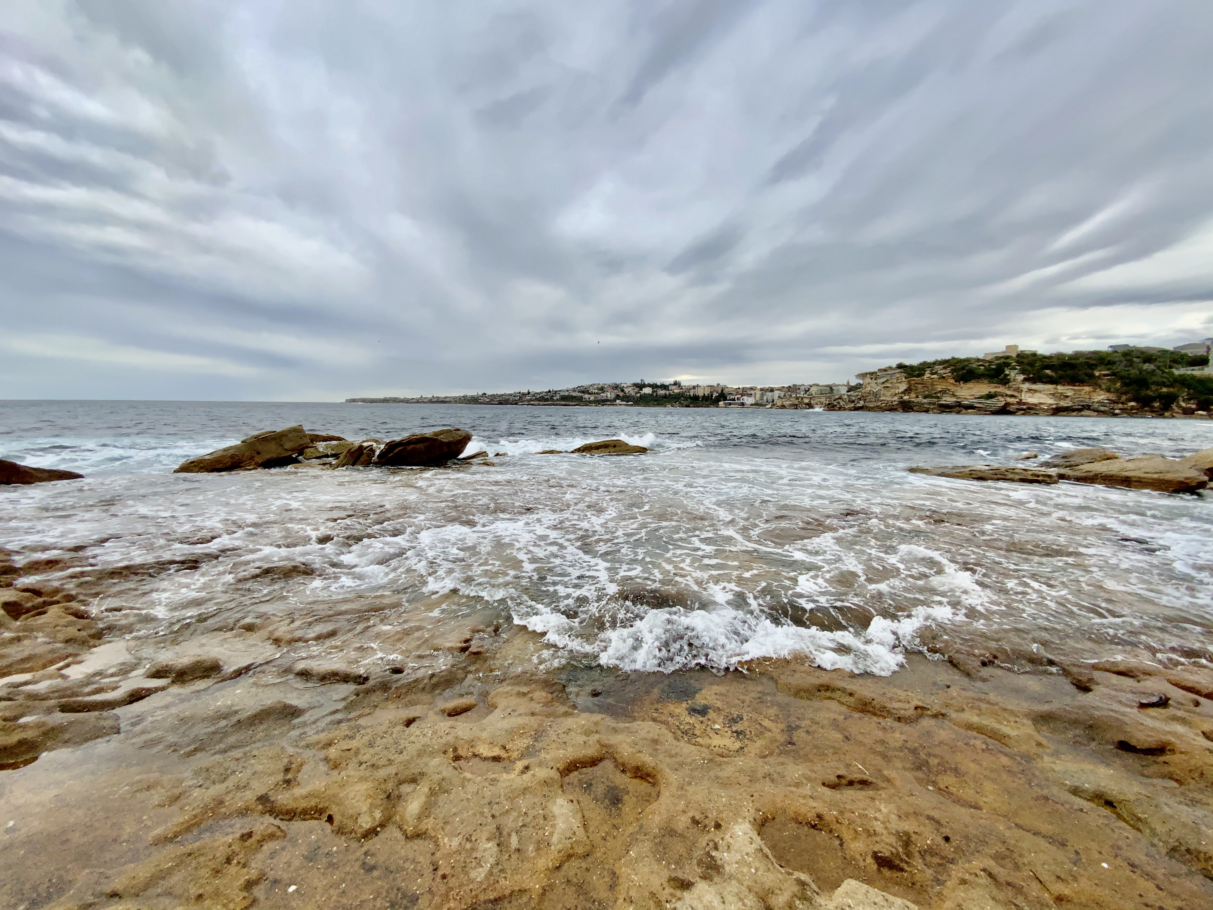 Phone photography - Sydney Coogee beach