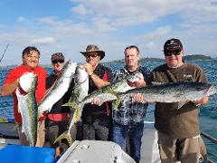 Days Out Fishing Charters - Winter Charter All Day Special