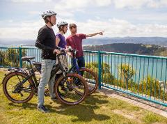 Voucher: Electric Bays Tour - Guided Electric Bike Tour in Wellington
