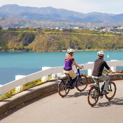 Electric Bike Hire - Morning Session - 8:30am - 12:30pm
