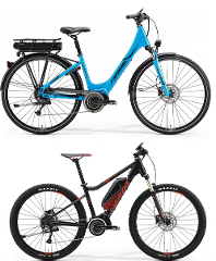 Electric Bike Hire - Multiday