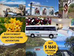 Great Southern Adventure & Manjimup Cherry Festival
