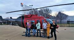 Dallas Skyline -  'Joy' Flight - Daytime - Group Flight -  (approx 12 - 15 minutes)
