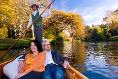 Punting on the Avon Tour - XMAS DAY
