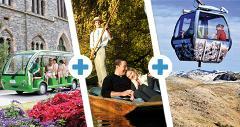 Punt, Gardens Tour & Gondola Triple Pass