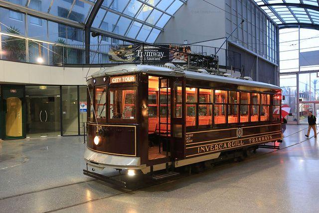 Christchurch Tram Tirama Mai tours