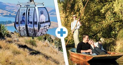 Punt & Gondola combo