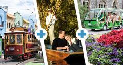 Tram, Gardens Tour & Punt Triple Pass
