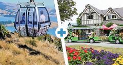 Gondola & Gardens Tour combo