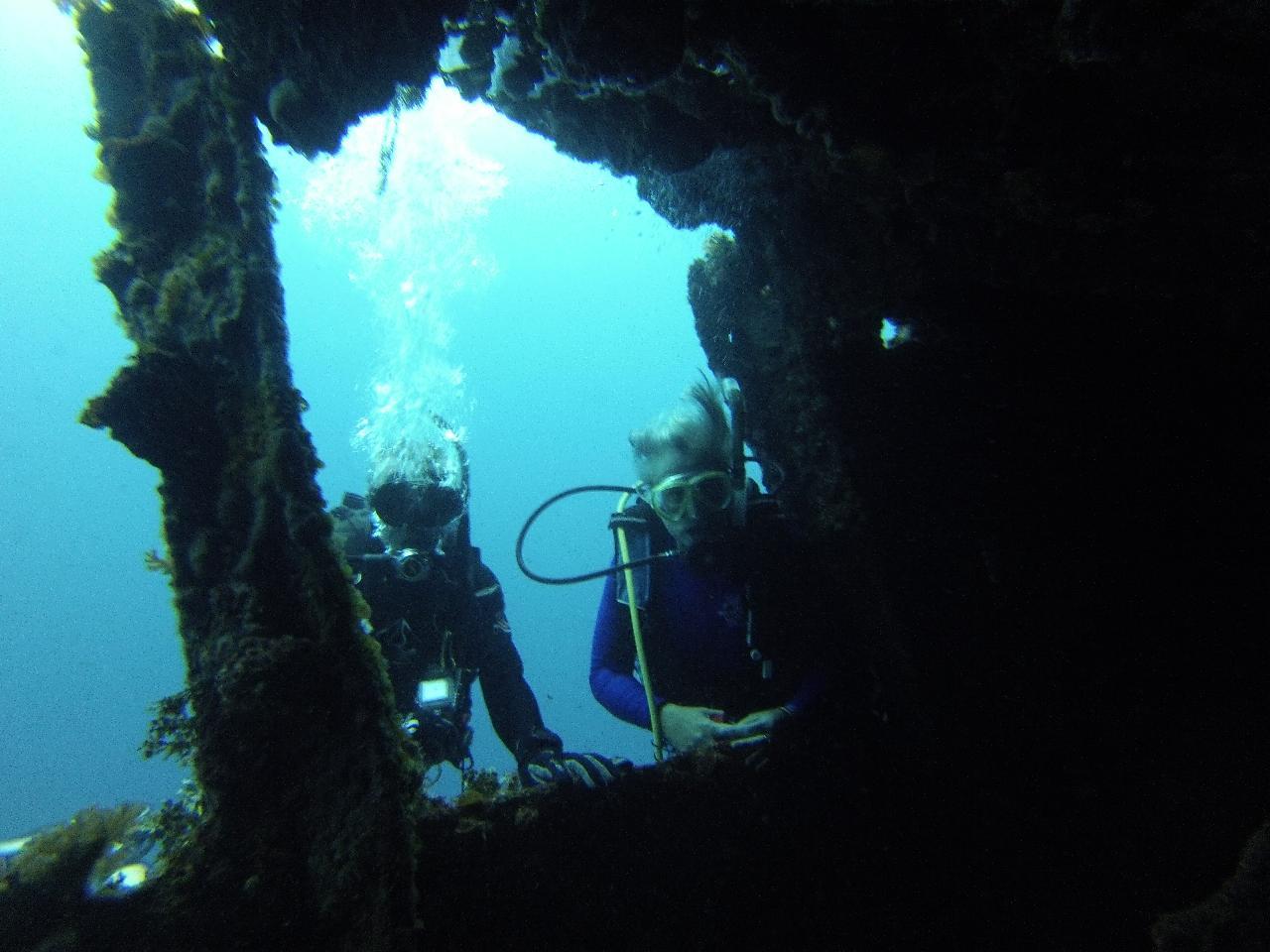 2 Dive Trip - St Paul Wreck and Flinders Reef