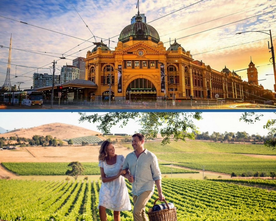 Melbourne & Mornington Peninsula – Private Tour