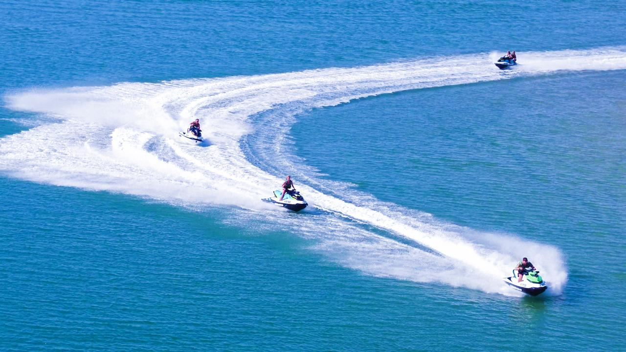 30 Minute Jet Ski Safari