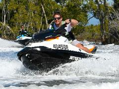 30 Minute Jet Ski Safari