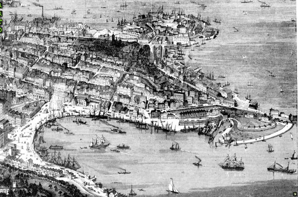 When Circular Quay was Circular!