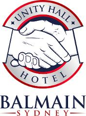 UNITY HALL HOTEL - Balmain PICK UP