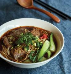Beef Noodle Soup - Ready to Cook - serves 2
