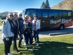 Hop on Hop off Tours - Full Day (Departing Blenheim i-SITE & Wine Station)