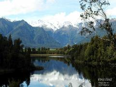 Day Tour/Transfer Franz Josef or Fox Glacier