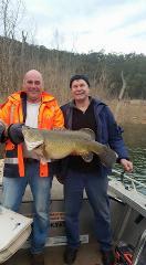 Murray COD Fishing Charter