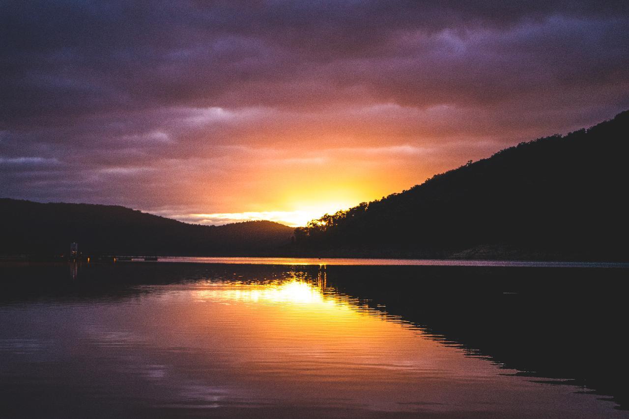 1 Hour Lake Eildon Boat Tour