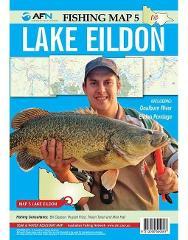 Lake Eildon Fishing Map