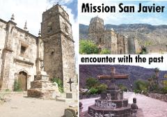 San Javier Mission.