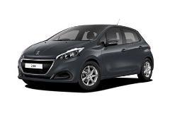 Economy - Automatic - VIA - Cat.2 - Peugeot 208 or similar