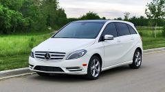 Standard - Automatic - REX - Cat.C - Mercedes Benz B180 or similar