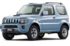 4X4 - Manual - VIA - Cat.7 - Suzuki Jimny or similar