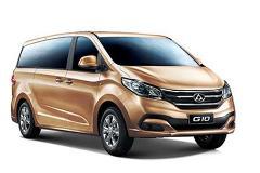 Minivan - Automatic - REX - Cat.H - Maxus G10 or similar