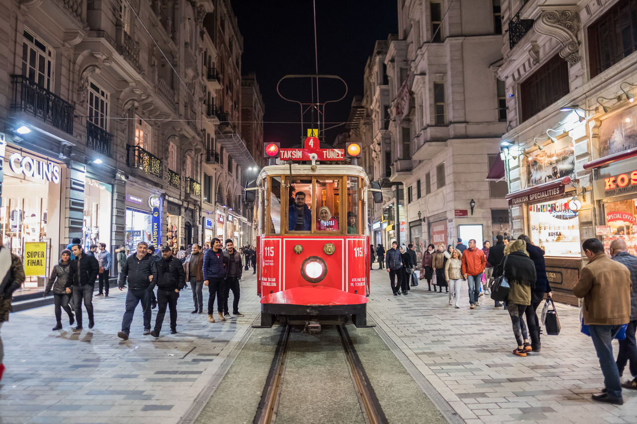 Taksim Evening Food Tour