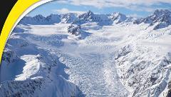Twin Glacier Mount Cook Spectacular (Franz Josef departure)
