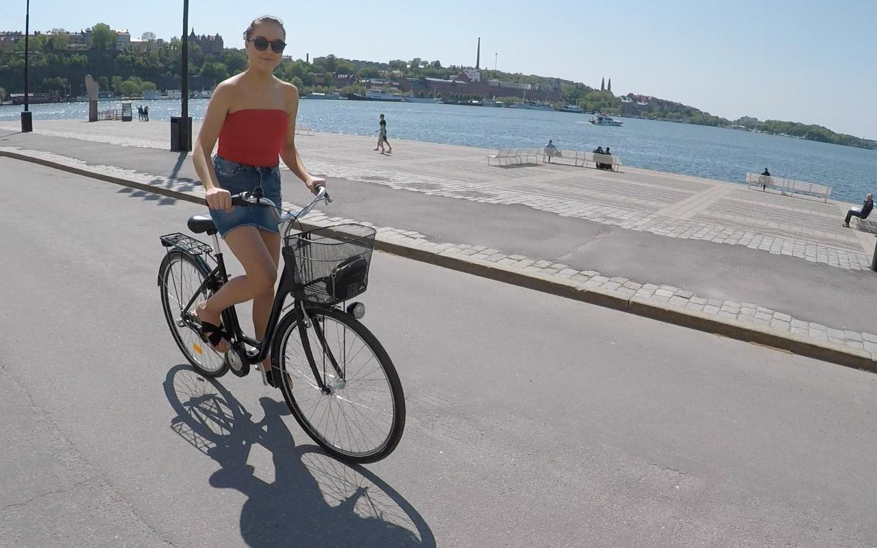 Stockholm Afternoon Bike Tour