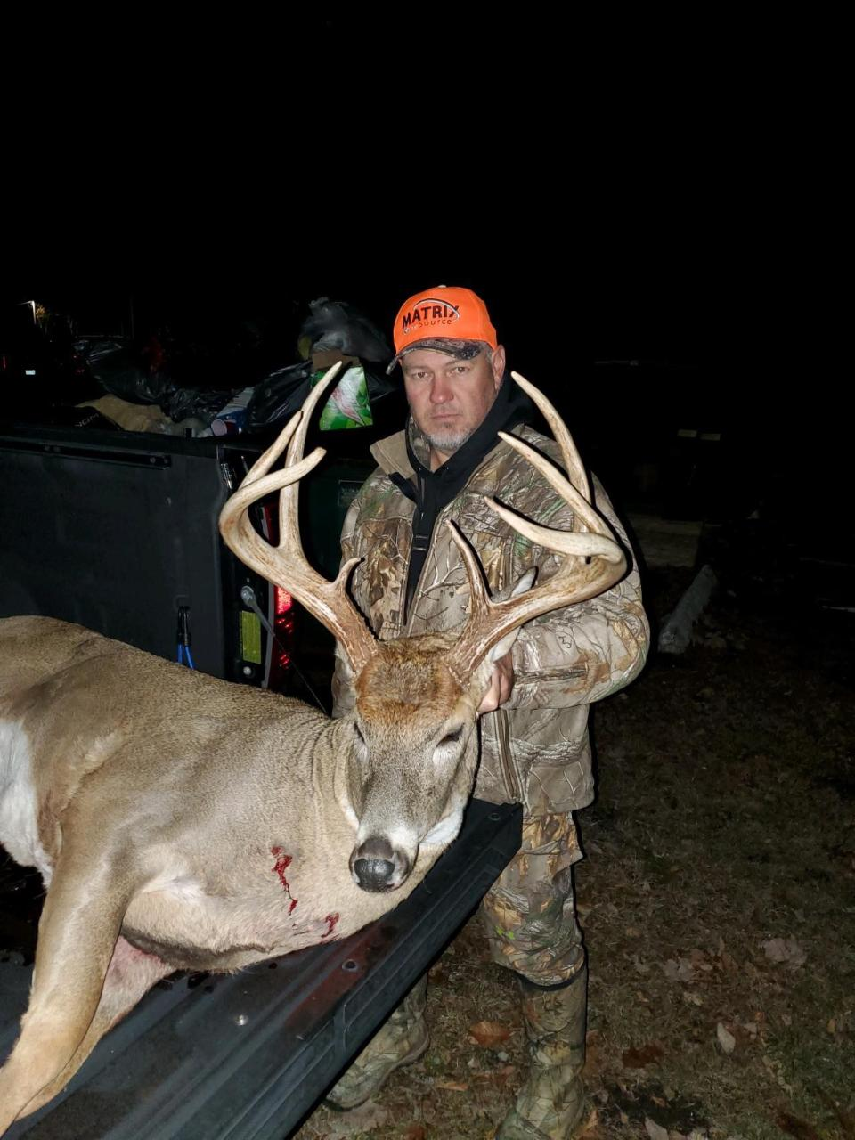 South Camp Kentucky 2 Day 3 Night Rut Bow Hunt