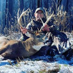 South Camp Kentucky 7 Day 8 Night Rut Bow Hunt