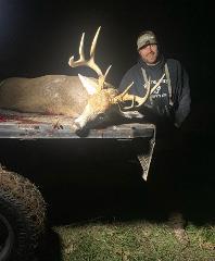 South Camp Kentucky 7 Day 8 Night Rifle Hunt - Opening Week