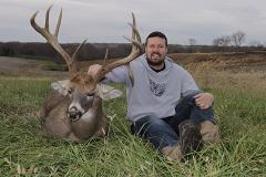 South Camp Kentucky 7 Day 8 Night Rifle Hunt - 2nd Week or Later