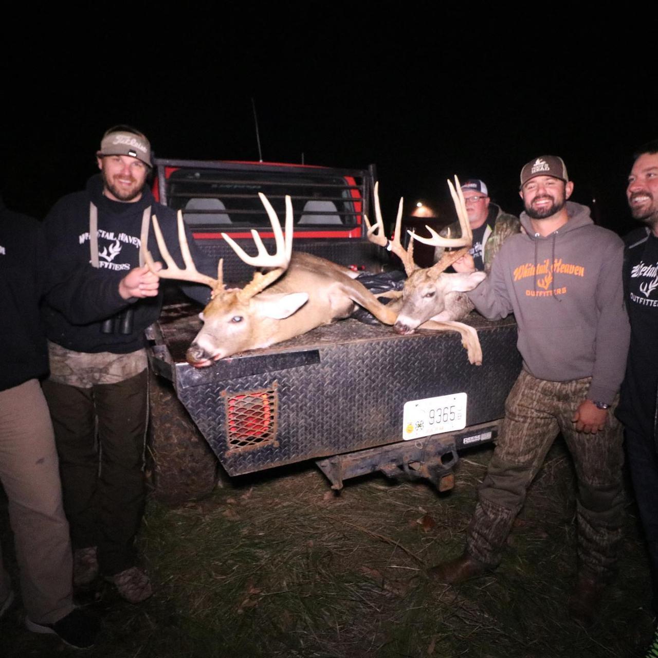 West Camp Kentucky 5 Day 6 Night Regular Bow Hunt