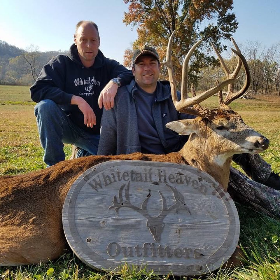 West Camp Kentucky 2 Day 3 Night Bow Hunt - Opening Week