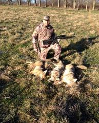 Special Coyote Hunt 3 Day/4 Night