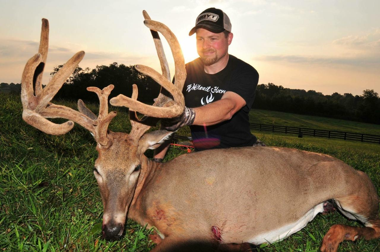 North Camp Kentucky 2 Day 3 Night Bow Hunt - Opening Week