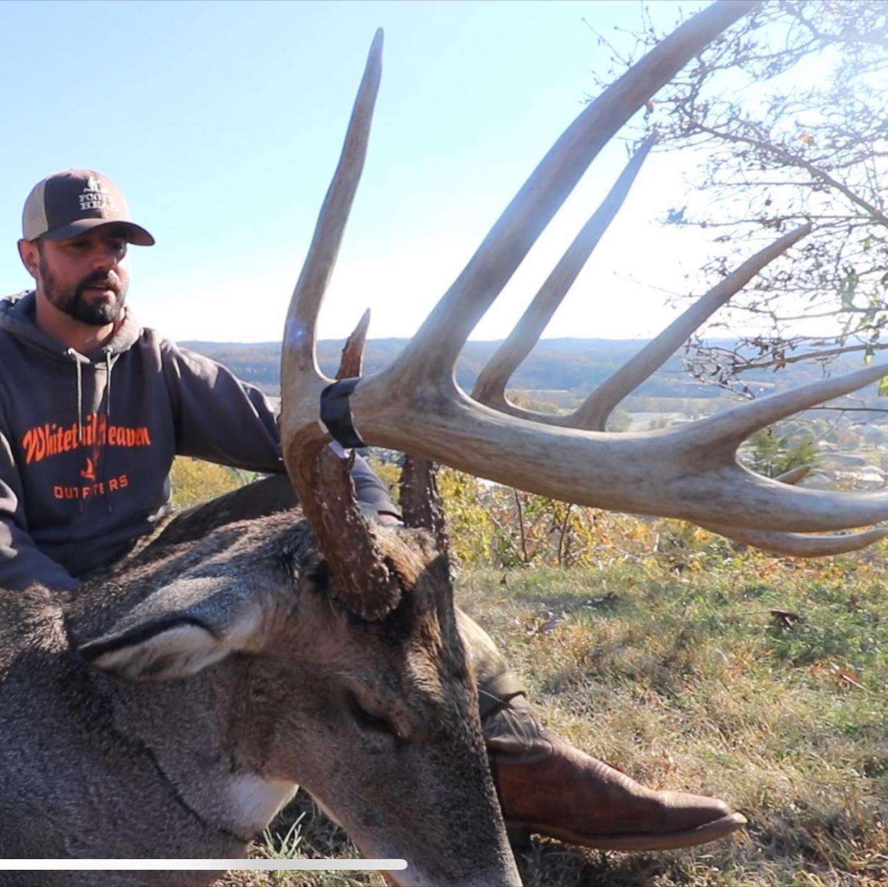 South Camp Kentucky 5 Day 6 Night Regular Bow Hunt