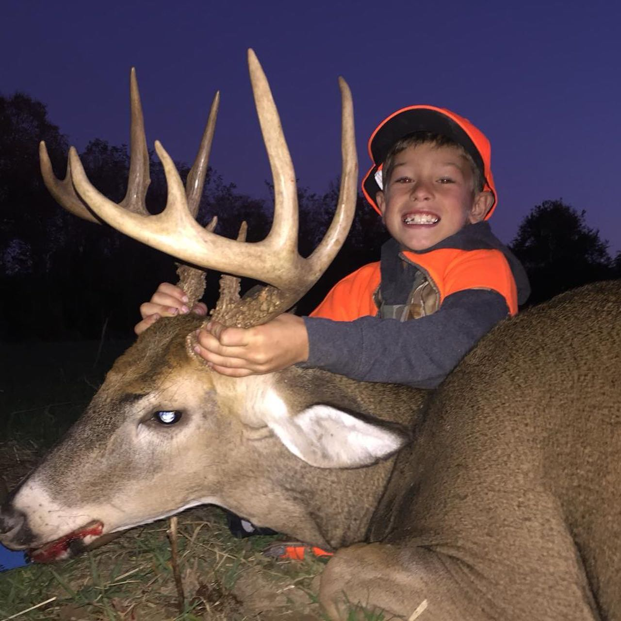 North Camp Ohio 2 Day 3 Night Shotgun Hunt - Youth Weekend