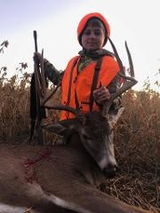 West Camp Indiana 2 Day 3 Night Rifle Hunt - Youth Weekend