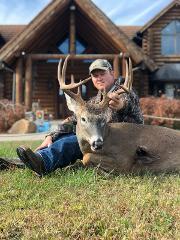 North Camp Kentucky 7 Day 8 Night Rut Bow Hunt