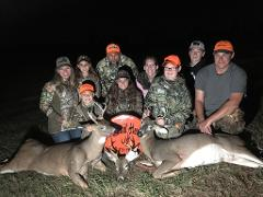 Central Camp Kentucky 2 Day 3 Night Rifle Hunt - Late Youth Weekend