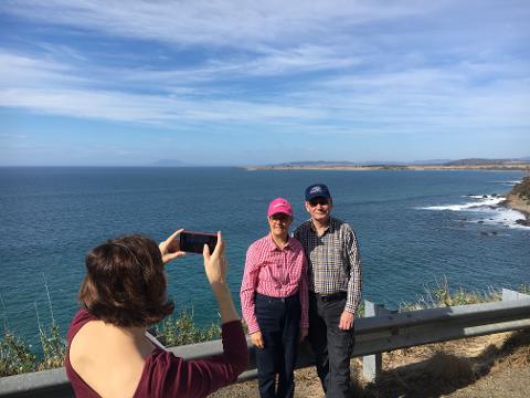 Hobart – Bicheno – Direct Tour Tasmania Australia