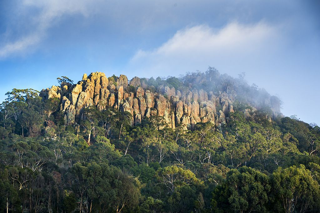 Discover Hanging Rock