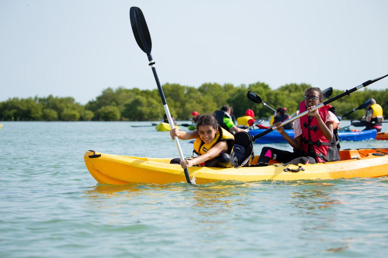 Kayaking in the Mangroves with BBQ